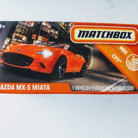 Matchbox 2020 Power Grabs MBX City Mazda Mx-5 Miata GKN89