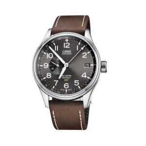 Oris Crown Propilot GMT Gents Watch 0174877104063-0752205FC_0