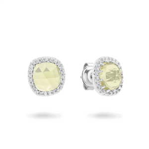 GEORGINI LEMON QUARTZ EARRING IE714L_0