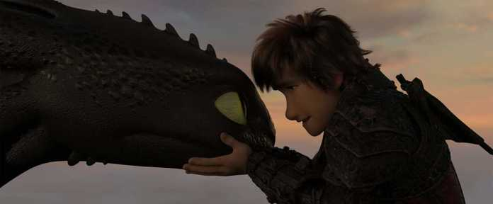 dragons toothless