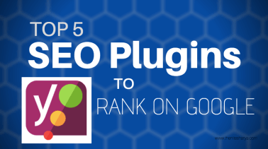 Top 5 SEO Plugins for WordPress to Rank No 1 in Google Search