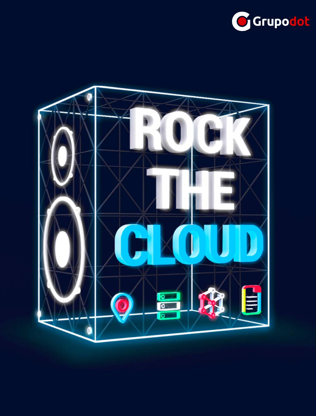 Evento Rock The Cloud looking forward 2020