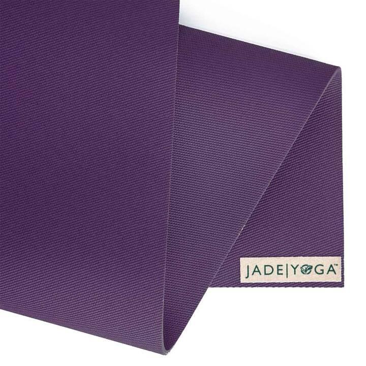 jade yoga harmony tapis de yoga 61 cm x 173 cm x 5 mm