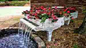 recycled-furniture-garden