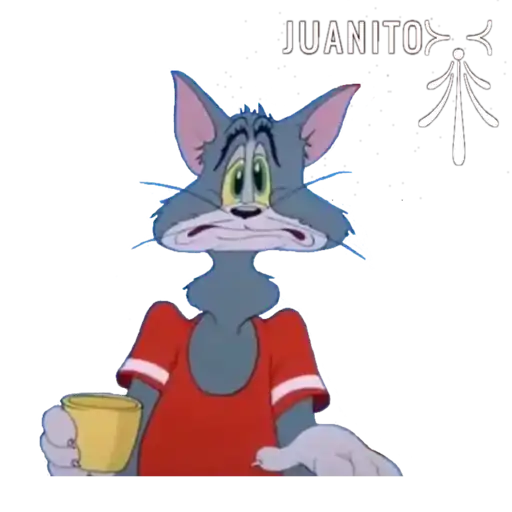 Tom Y Jerry Stickers For Whatsapp