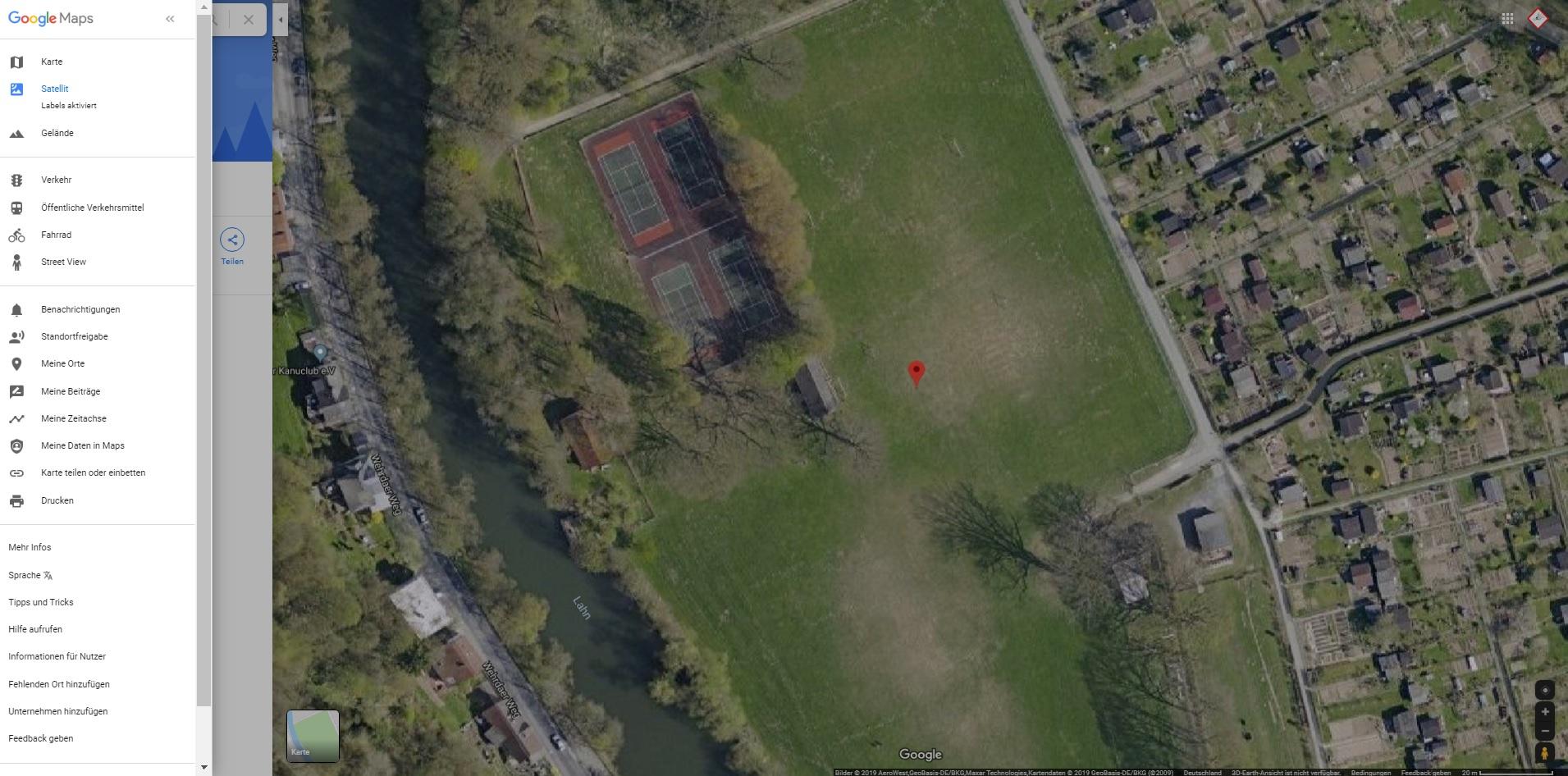 Aktualisierung Von Google Maps Google Maps Community