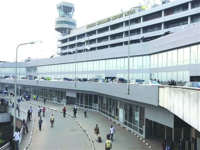 Image result for nigerian airport