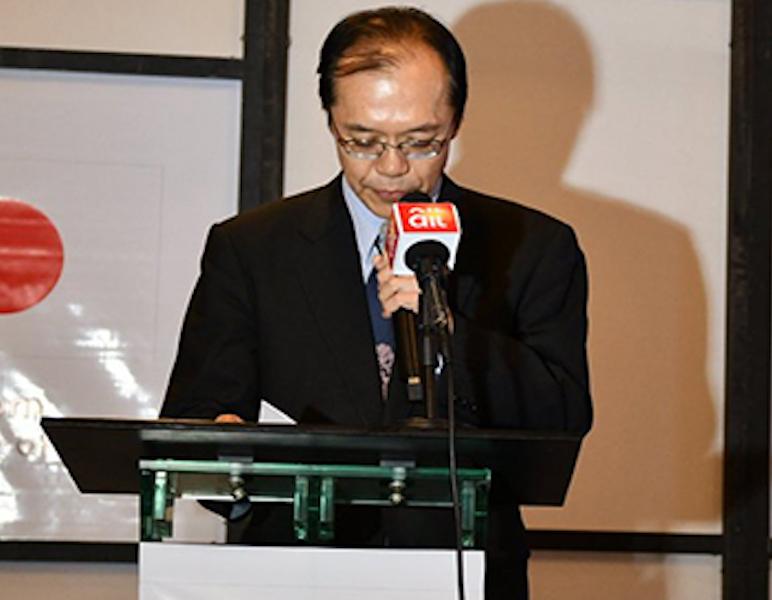 18ba5004 yutaka kikuta - Japanese Ambassador commends FG over improved World Bank ranking