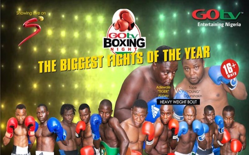 a19bed1b gotv boxing - GOtv Boxing Night Mini Debuts in Lagos
