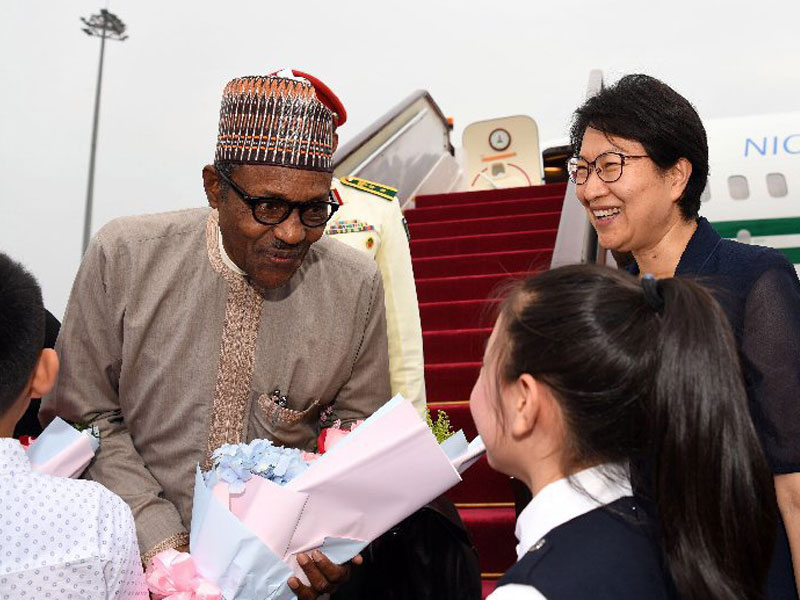 ece02d72 buharinvisit china - Chinese manufacturing shows signs of recovery ahead of trade talks