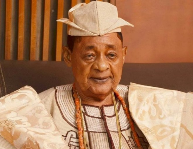 Image result for Alaafin Of Oyo