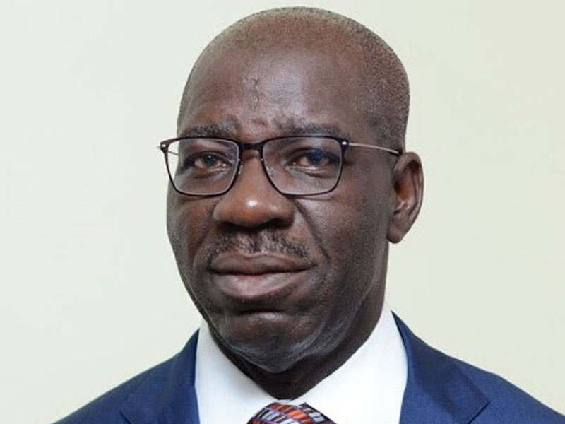 208356f1 gowin obaseki - Edo govt. promises to build 300 PHCs in 30 months