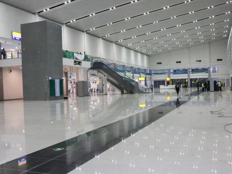 Passenger Slumps, Dies At Lagos Airport