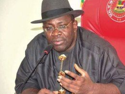 Image result for Dickson tells Bayelsa Police commissioner to be professional