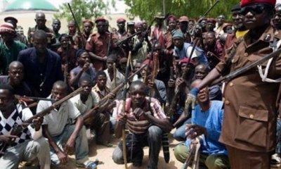 Sporadic Gunshots Cause Tension in Maiduguri 1