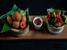 Eko Hotel is renowned for delicious dishes from different continents