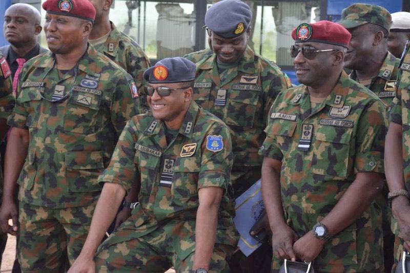 Naf Graduates 208 Special Forces Personnel In Bauchi