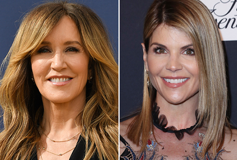 California Mother To Plead Guilty In College Admissions Scandal
