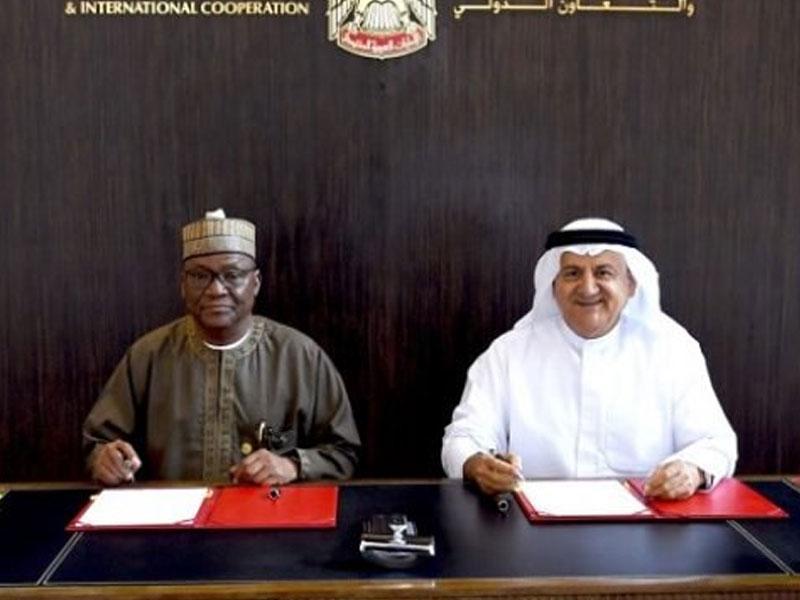 Ambassador United Arab Emirates Uae Nigeria