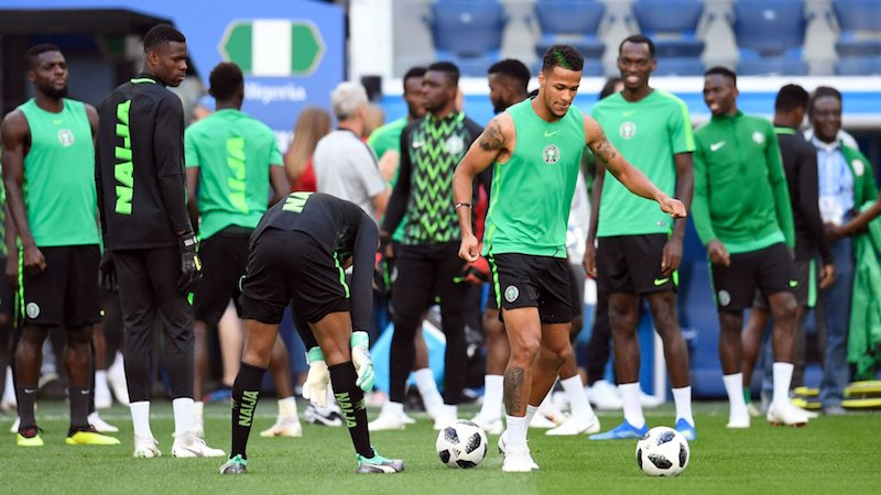 Nigeria Targets Knock out Stage Ticket as Eagles Play Guinea