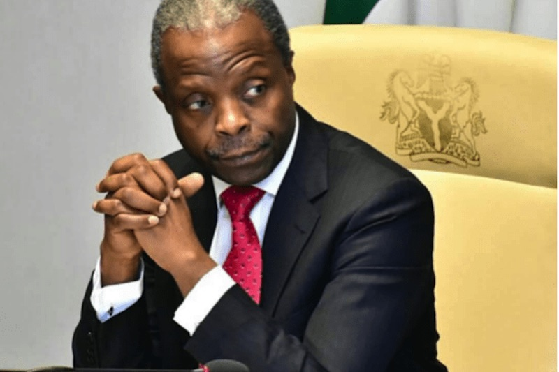 CAN, Afenifere, Middle Belt, Ohanaeze, Tackle Osinbajo over Kidnapping