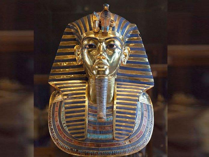 3acc4d2c gold mask of tutankhamun