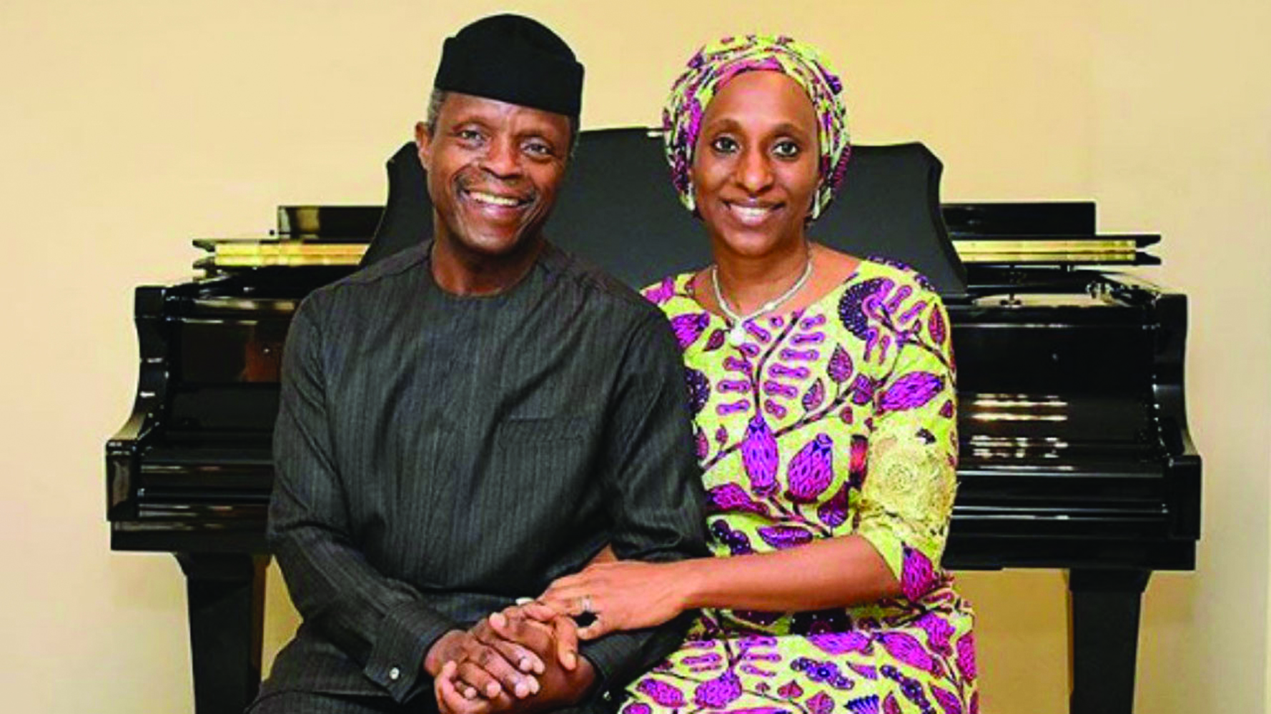 Osinbajo, Wife, Governors Mark Akabueze's 60th Birthday