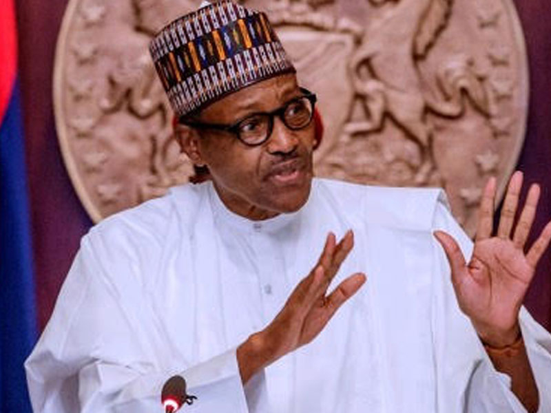 a73ffe10 buhari - 2018 NDHS: Buhari says survey report comprehensive for formulation of policies