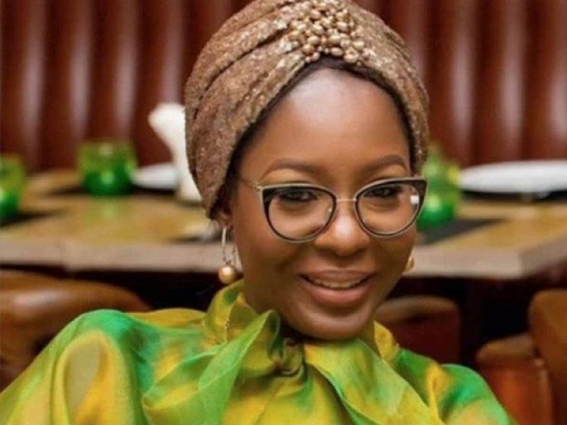 First Lady Kwara Olufolake Abdulrazaq