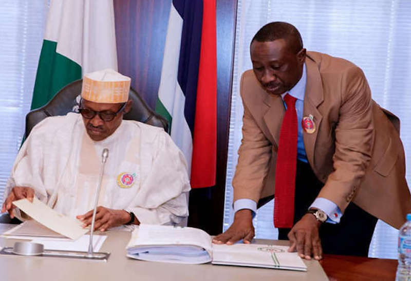 Buhari Inaugurates National Security Strategy 2019, Vows To Enhance Social Security