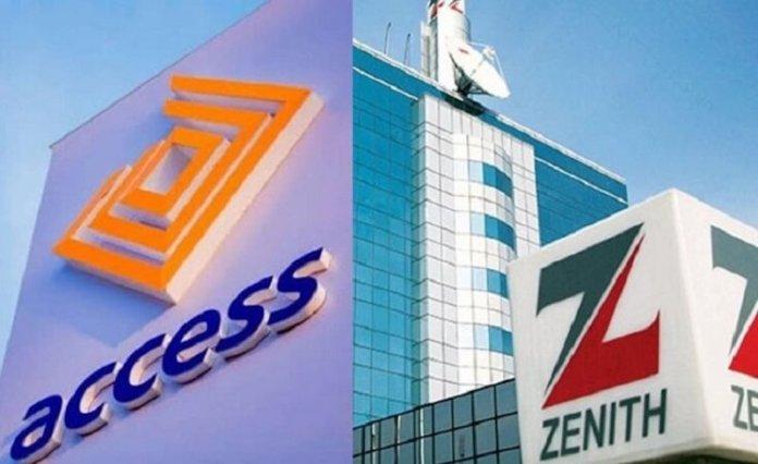 6290b7fd zenith bank plc and access bank