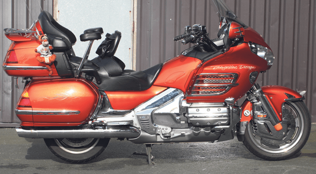 The Five Best Touring Motorcycles