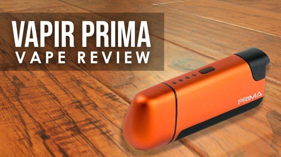 Vapir Prima Vape Review