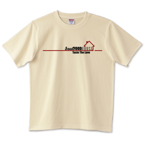 Soul Food House Red Line shirt