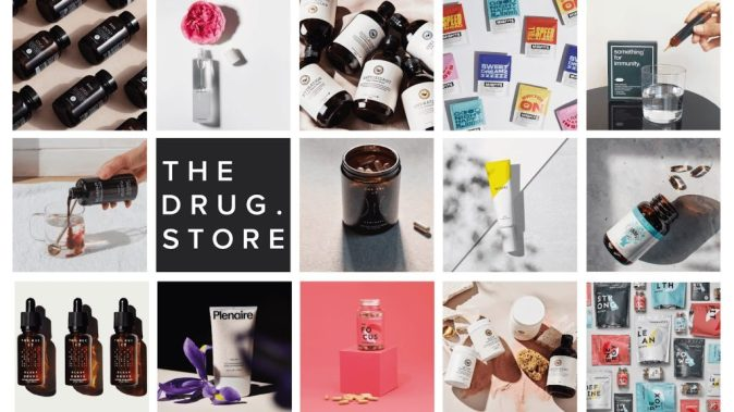 The Drug Store product collection