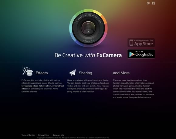 21 Beautiful iPhone and Adroid Apps Websites