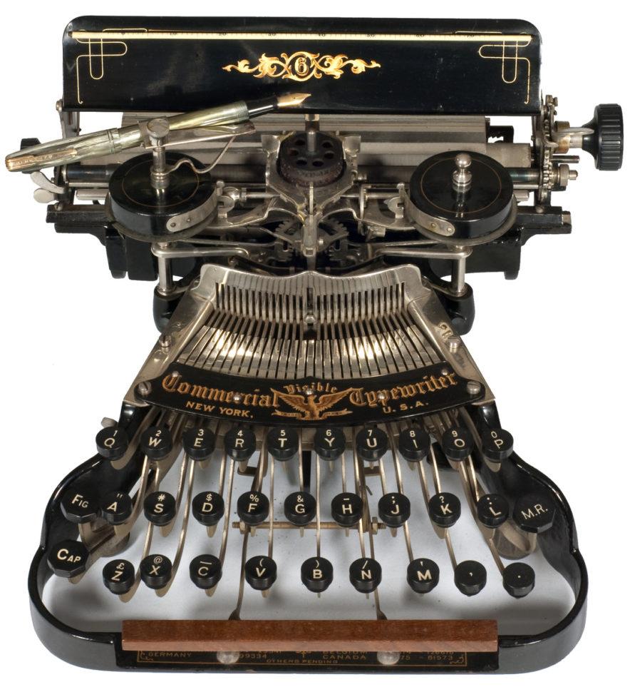 gorgeous typewriter