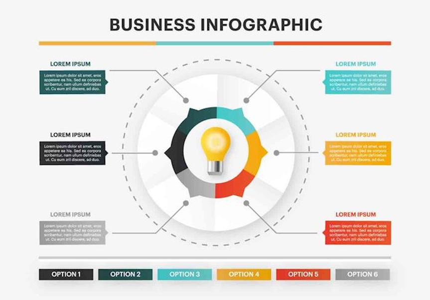 free-infographic-vector-template