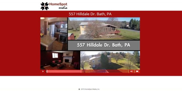 Image result for real estate video on a landing page
