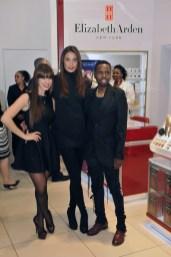 Gina Myers, Cindy Joseph & Nthato Mashishi