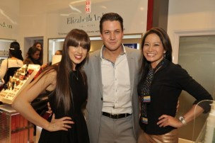 Gina Myers, Quinton Scholes and Jen Su