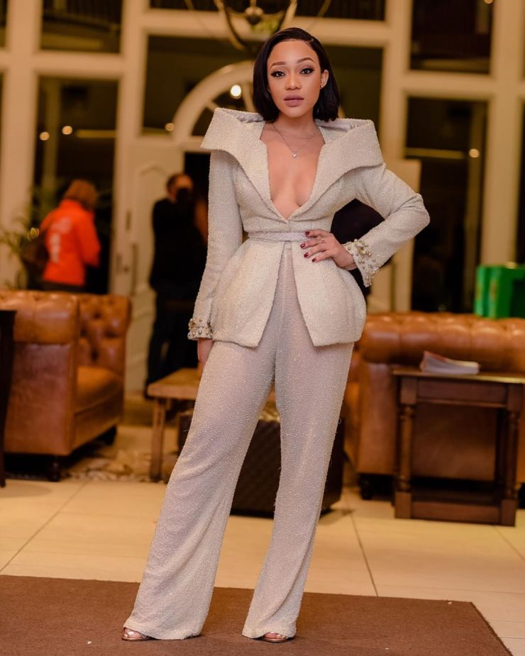 SEE: Fashion At The Star Studded Cell C Inanda Africa Cup