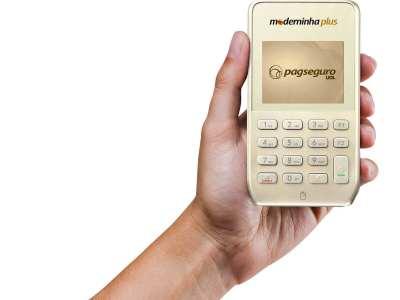 Moderninha do PagSeguro