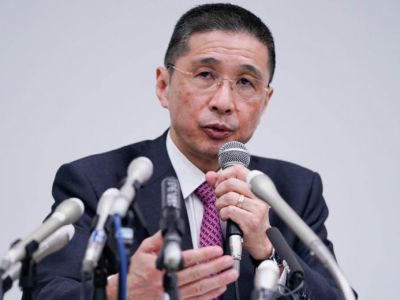 Hiroto Saikawa presidente da Nissan e sucessor de Carlos Ghosn