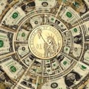 Dólar encerra em queda de 0,627% cotado a R$ 4,2139