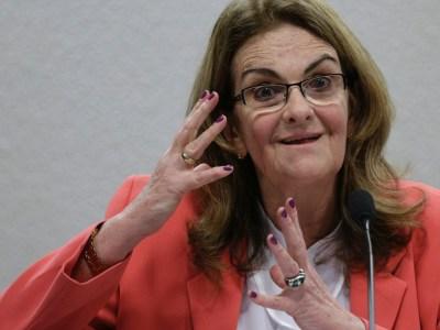 Graça Foster encobriu irregularidades de contratos da Petrobras, segundo Polícia Federal