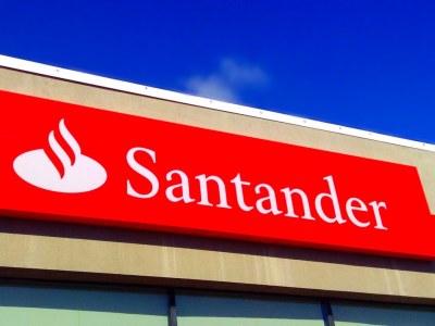 Santander prevê crescimento anual da carteira de crédito de 10% até 2022