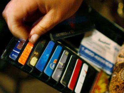 Juros do cartão de crédito rotativo aumentaram para 289% em agosto