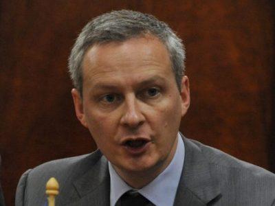 Le Maire França