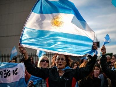 """S&P anuncia elevação do rating da Argentina de """"SD"""" para """"CCC-"""""""